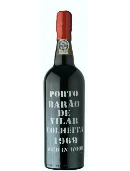 BARÃO DE VILAR COLHEITA 1969