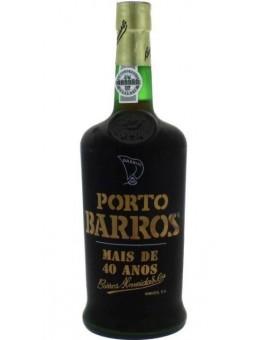 BARROS + 40 ANOS