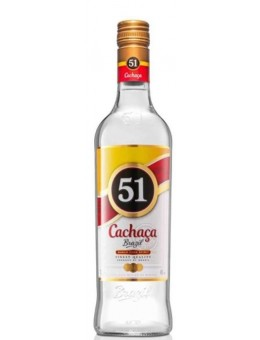 CACHAÇA 51 0,70