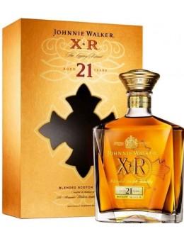 JOHNNIE WALKER 21 ANOS XR