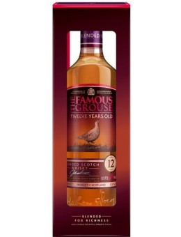 FAMOUS GROUSE 12 ANOS