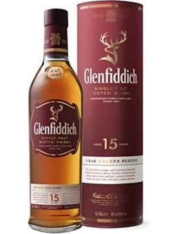 GLENFIDDICH 15 ANOS